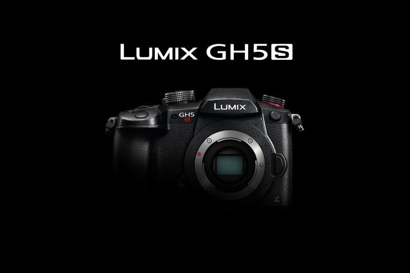 LUMIX GH5S導入しました